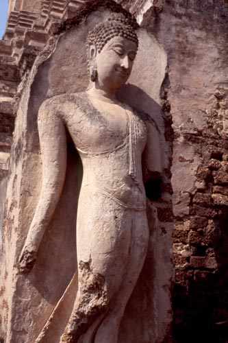 Two Thai princes founded Sukhothai in 1238.